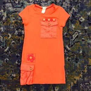 Little Marc Jacobs Sherbet Mod Dress